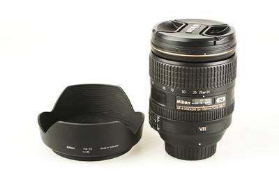 98新 尼康 AF-S VR 24-120mm f/3.5-5.6G IF-ED