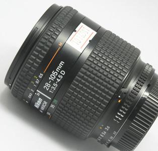 95新 尼康 AF 28-105/3.5-4.5D (6581)