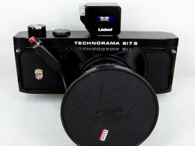 华瑞摄影器材-带铝箱的林哈夫617S 套机