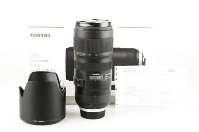 98新 腾龙SP 70-200mm f/2.8 Di VC USD G2(尼康口)