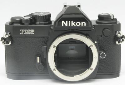 98新 Nikon FM2 黑色(6585)