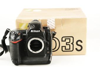 95新 尼康 D3S