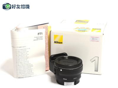尼康/Nikon FT1 适配器接环*如新连盒*