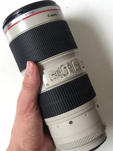 佳能 EF 70-200mm f/2.8L IS II USM 爱死小白兔