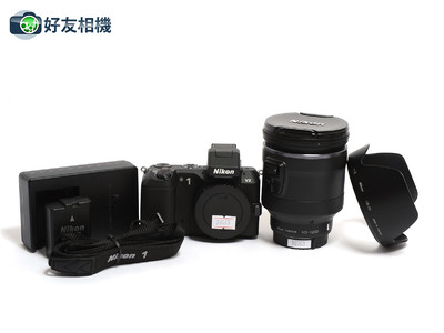 尼康/Nikon 1V2微单连 ED IF 10-100mm F/4.5-5.6 VR*超美品*