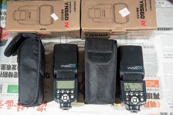 永诺 YN-560 560 闪光灯 58指数 可变