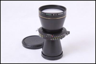 尼康500/11 大画幅座机镜头