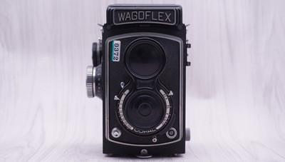 日本 wagoflex 双反相机 6*6 中画幅 120卷 0372
