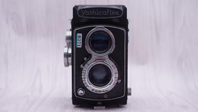日产 ELMOFLEX 75/3.5 双反相机 奥林巴斯镜头 0370