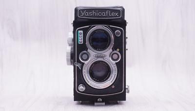 雅西卡Yashicaflex 80/2.8 120双反 120卷 6*6 0373