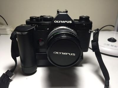 奥林巴斯OM2 SP+ 50 1.4 + winder1