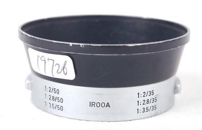 徕卡 IROOA一代遮光罩 12571 适用于E39镜头#jp19726