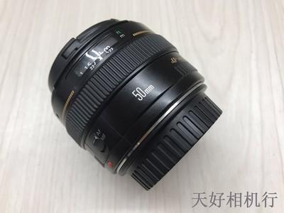 《天津天好》相机行 97新 佳能EF 50/1.4 USM 镜头