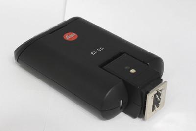 徕卡SF26闪光灯 X T Q M MP S原装x113 T701机顶灯(NO:1196)*
