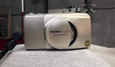 奥林巴斯 OLYMPUS u2/zoom115/stylus zoom 105傻瓜相机