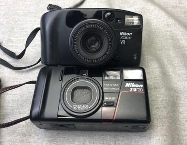 尼康 NIKON TW20/ZOOM 700VR 傻瓜相机 胶片相机