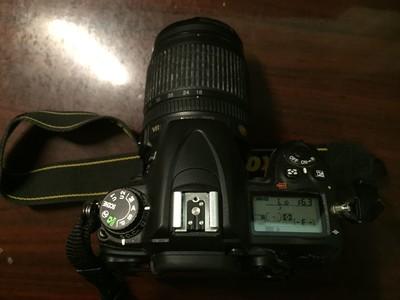 尼康 D7000单反相机套机,尼康闪光灯sb910,尼康35 1.8G定焦
