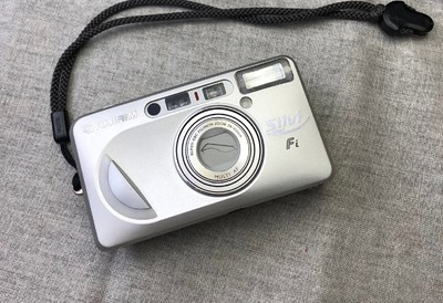 富士SIILVI FI 傻瓜相机