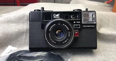 奥林巴斯 OLMPUS autofocus C-AF旁轴相机 胶片相机