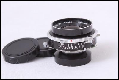 富士FUJINON W 135/5.6 4X5大画幅座机镜头