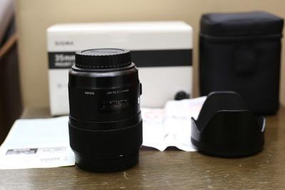 适马 35mm f/1.4 ART 佳能口