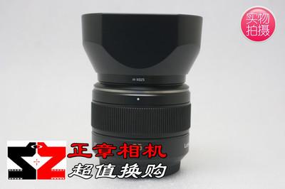松下 DG Summilux 25mm f/1.4 ASPH 25/1.4 微单镜头