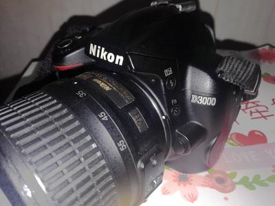尼康 D3000(18~55mm)套装