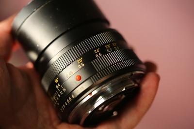 Leica Summicron-R 35 mm f/ 2 (I)