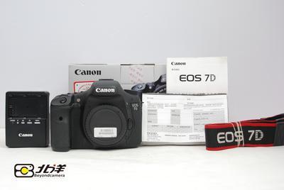 98新佳能 7D行货带包装(BH04300001)【已成交】