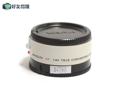 美能达/Minolta AF 1.4x APO 增距鏡 *超美品*