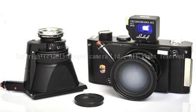 林可夫612PC Ⅱ+58/5.6 XL+135/5.6双镜套机 #HK5308