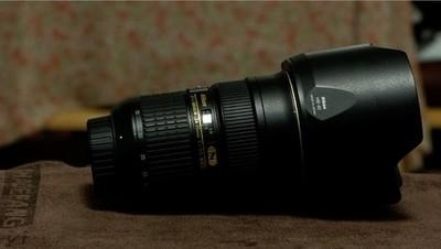 尼康 AF-S Nikkor 24-70mm f/2.8G ED
