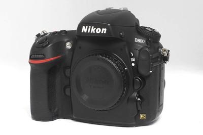 【全画幅专业单反数码相机】尼康 D800(NO:5320)
