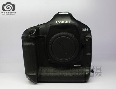 佳能 1D4 1D Mark IV小马四单反相机二手92新全画幅
