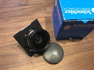 极新施耐德 Super-Symmar XL Aspheric 110mm f/5.6 非球面镜头