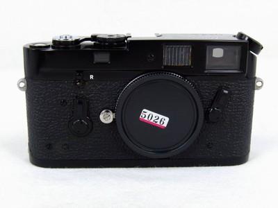 华瑞摄影器材-徕卡Leica M4后涂黑漆