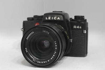 【经典胶片相机】徕卡R4s套机(R35-70/3.5)(NO: 6488 8235)*