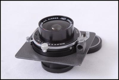 骑士HORSEMAN TOPCOR 65/7 6X9座机镜头