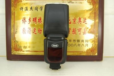 95新 斯丹德 DF-800 闪光灯 外置机顶灯 TTL自动 尼康使用