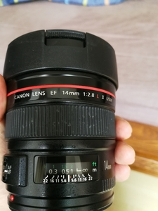 佳能 EF 14mm f/2.8L USM