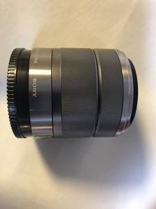 自用索尼 E 18-55mm f/3.5-5.6 OSS(SEL1855),送原装UV