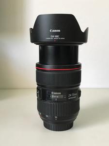 佳能 EF 24-70mm f/2.8L II USM 2代红圈镜头 【天津福润相机行】