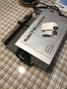 禄来rollei66胶片幻灯机