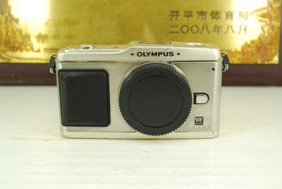 奥林巴斯 E-P1 微单数码相机 千万像素 高清摄像 机身防抖