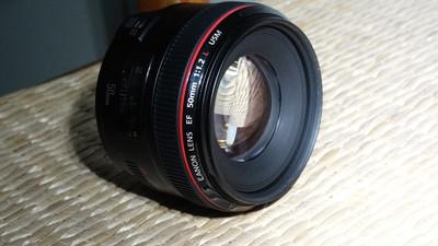 佳能 EF 50mm f/1.2 II USM人像王