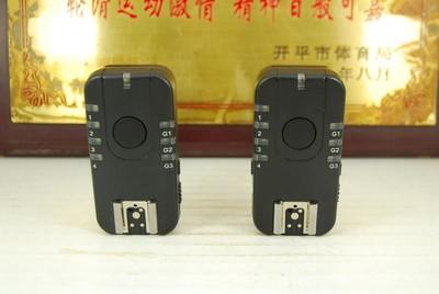 迪比科 FG-100 无线引闪器 闪光灯触发器 尼康单反相机通用