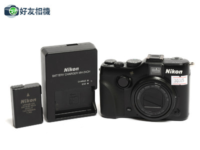 尼康/Nikon Coolpix P7100 7.1x Optical Zoom 数码相机 *超美品*