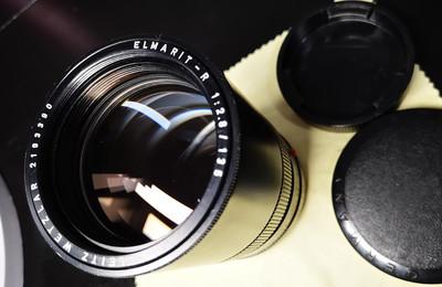 德产徕卡Leica Elmarit-R 135 mm f/ 2.8