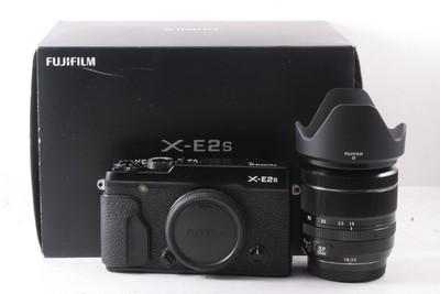 98/富士X-E2s+XF18-55/2.8-4 微单套机 成色极新 ( 全套包装 )