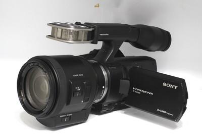 索尼 NEX-VG30E摄像机+镜头SELP18-200(NO:0439 3627)*